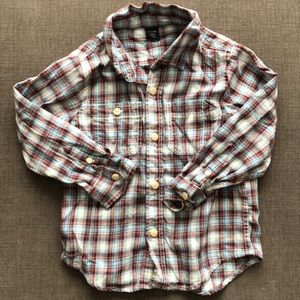 Boys Gap button up shirt